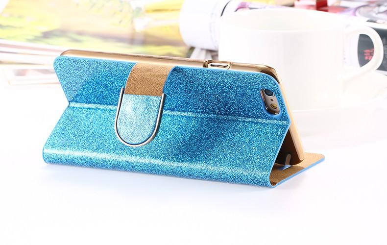 Kisscase dla iphone 5s case glitter bling skórzane etui dla iphone 5 5s se 6 6 s 7 plus stań portfel pokrywa dla iphone 7 7 plus SE 15