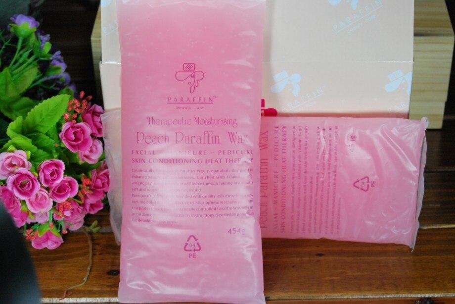 Pro Ricarica Rose red bagno di Paraffina Nail Art Strumento Per La ...