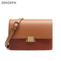 Sendefn 2018 New Arrival Women Bag Quality Women Handbag Small Handbag Leather Women Luxury Handbags Women Bags Designer