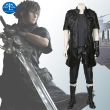 Hot Classical Final Fantasy Noctis Lucis Caelum Cosplay Costume For Men Role-playing Holloween Cos Dress Free Ship Custom Made цена и фото