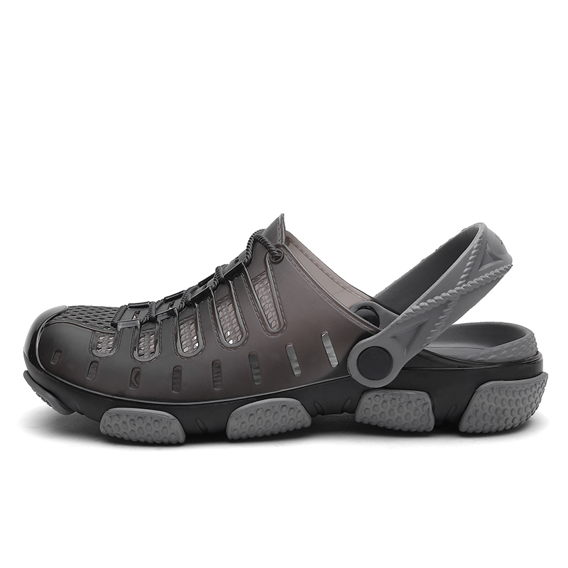 Men Sandals Slippers Crocks-Shoes Clogs EVA Crok Cholas Summer Bayaband Adulto Hombre
