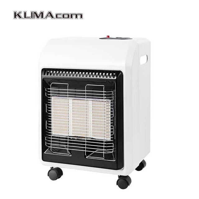 Blue Flame Small Room Gas Heater Propane Butane Perfection Mini Gaz Infrared Living