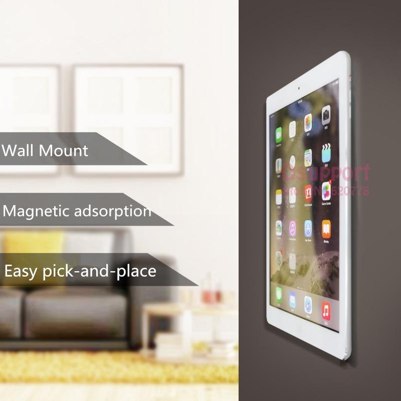 Wall Mount tahvelarvuti magnetiline tugi Magnet Adsorptsioon - Tahvelarvutite tarvikud - Foto 3