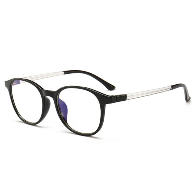 Fashion Anti Blue Light Glasses Women Men Anti Stråling