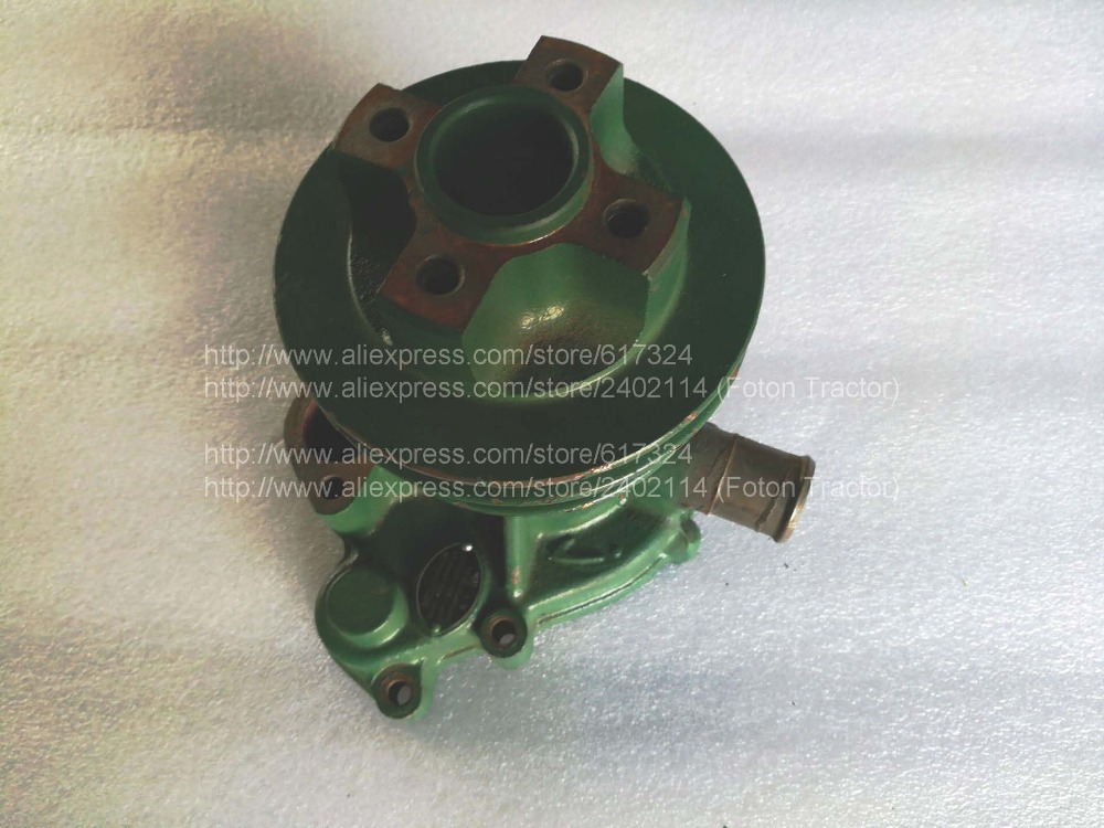 Yuchai engine parts for Lovol machinery, the water pump, part number: B8800-1307100G parts for changchai zn490q engine gasket piston rings cylinder liner main bearings water temp sender water pump pistons