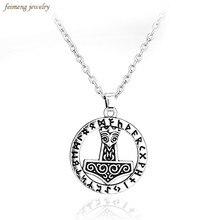 buy pendants tibetan silver and get free shipping on aliexpress Tibetan Monk Burning kefeng jewelry tibetan silver plated mjolnir thor hammer