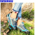 fashion casual shoes women trekking trainers flats shoes breathable genuine leather ladies flat shoes women ankle boots s375