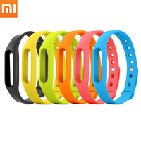 Original Xiaomi Mi Band 1S Silicone Strap Wearable Devices Wristbands Replacement Staps For Miband 1A 1S Bracelet Wrist Belt