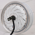 Eléctrico Cubo De La Rueda 13 pulgadas 6000 W 273 (45 H) E-scooter Extra/V3 tipo de Eje Del Motor