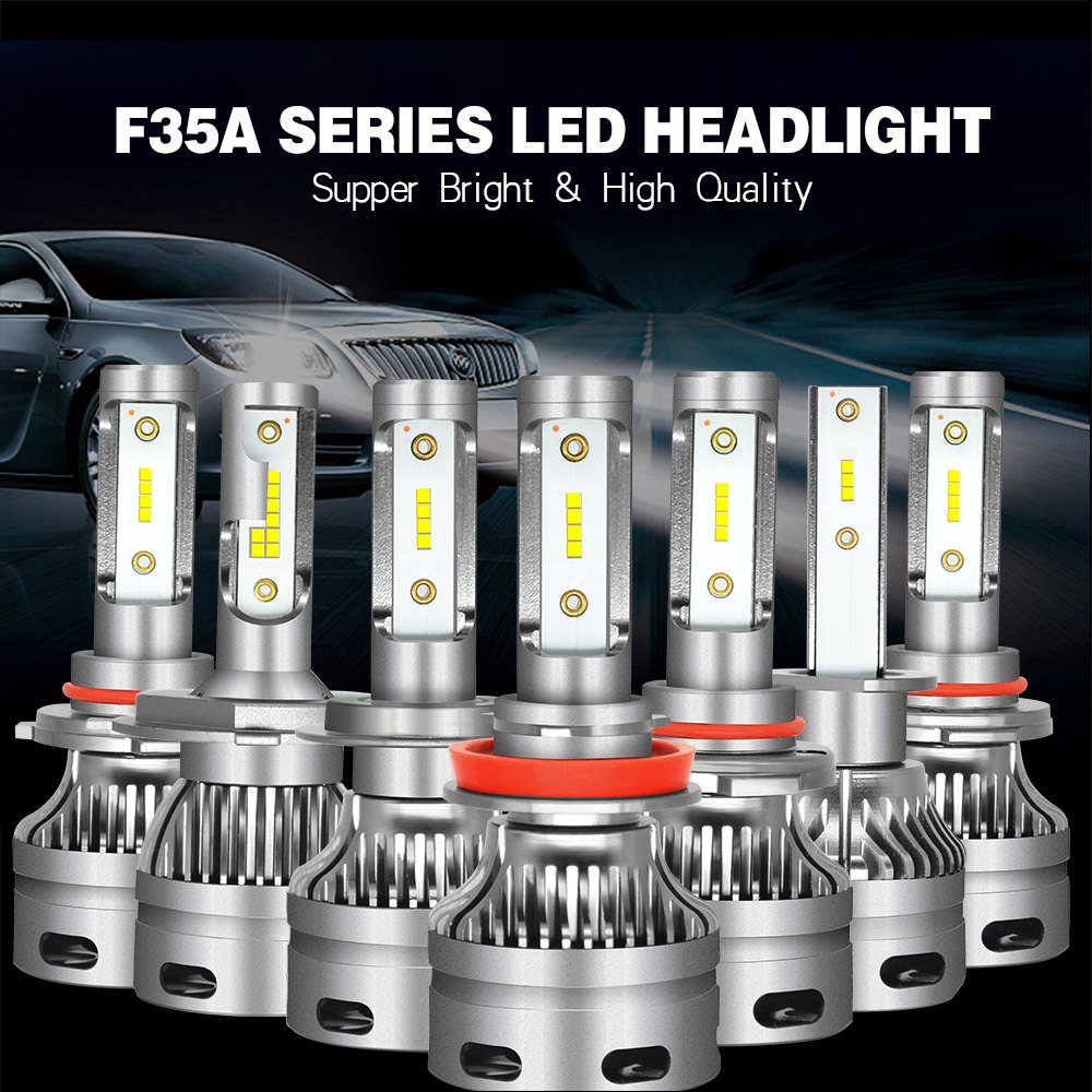 Universal LED Bulbs H4 LED H7 H11 Bulbs Car Led Headlights lamp 30W 3200LM 9005 9006 Driving Headlight Bulbs LED 12V/24V 6000K