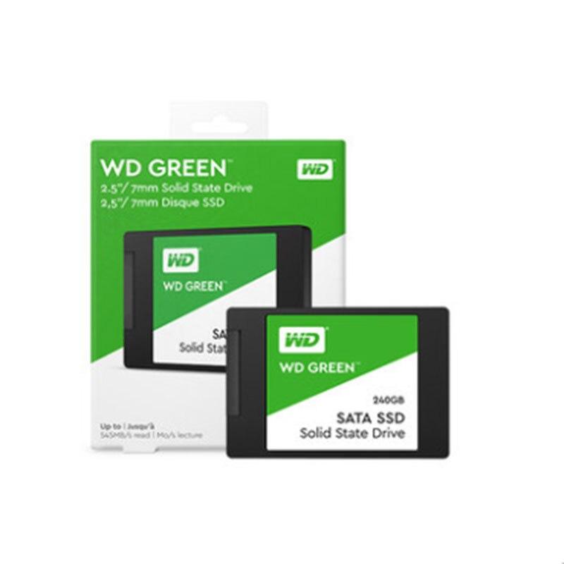 WD SSD Sata3 480GB 240GB 120GB SSD Hard Drive SSD 240 GB 480 GB 120 GB Disco Duro Interno Internal Solid State Disk Hard Drive