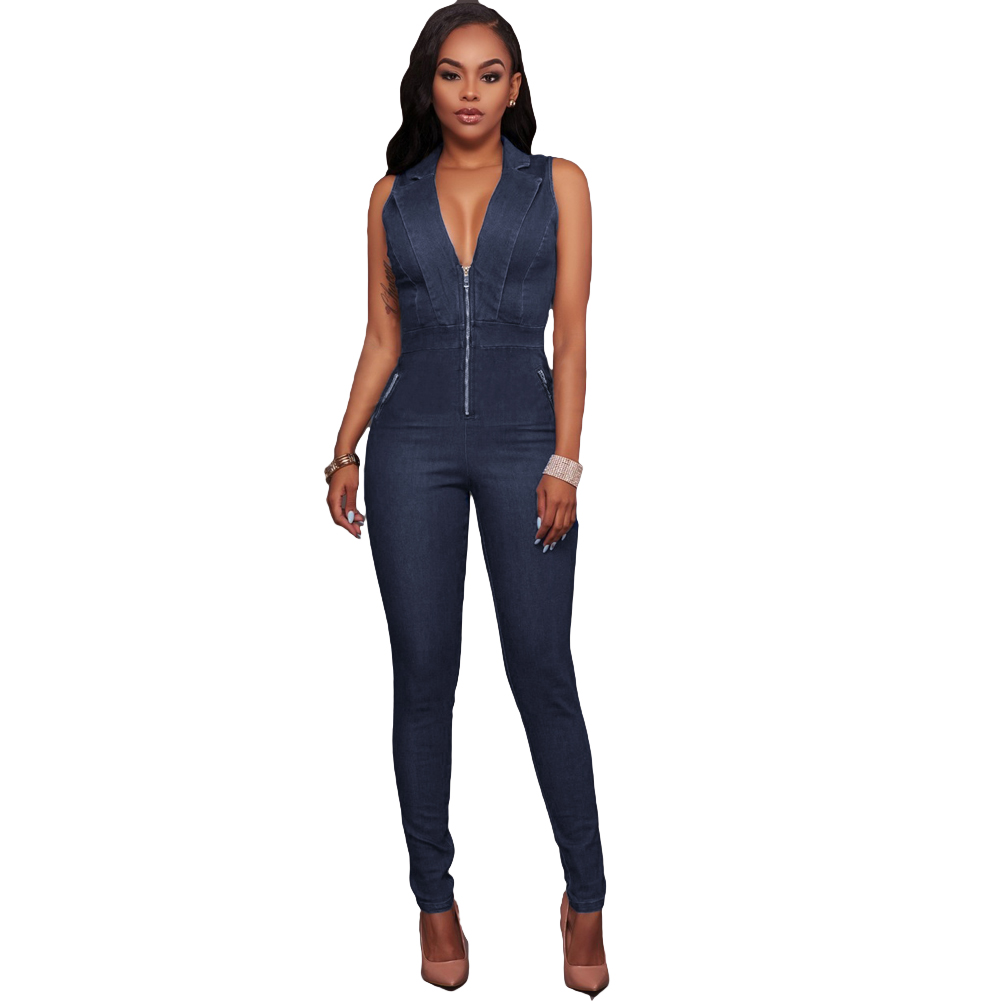Useful Sexy Sparkly Pu Leather Jumpsuit Black Short Sleeve Bodycon Overalls Night Club Party Romper Womens Clubwear Fashion Streetwear Complete Range Of Articles Women's Clothing
