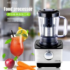 multifunctional food processor
