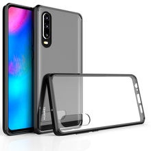 Hybrid Shockproof Cover Air Cushion Frame Case For Huawei P30 Plus Acrylic Crystal Clear Back Shell Pro Lite P 30