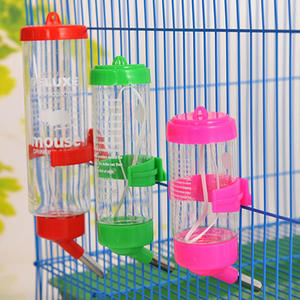 Pet-Product Feeder Hamster Hanging-Bottle Water-Dispenser Plastic Rabbit-Water 80ML 150ML