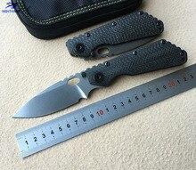 NIGHTHAWK ST SMF углеродное волокно Титан ручка D2 лезвие Медь шайбы складной Ножи Охота Открытый Тактический Ножи EDC инструмент