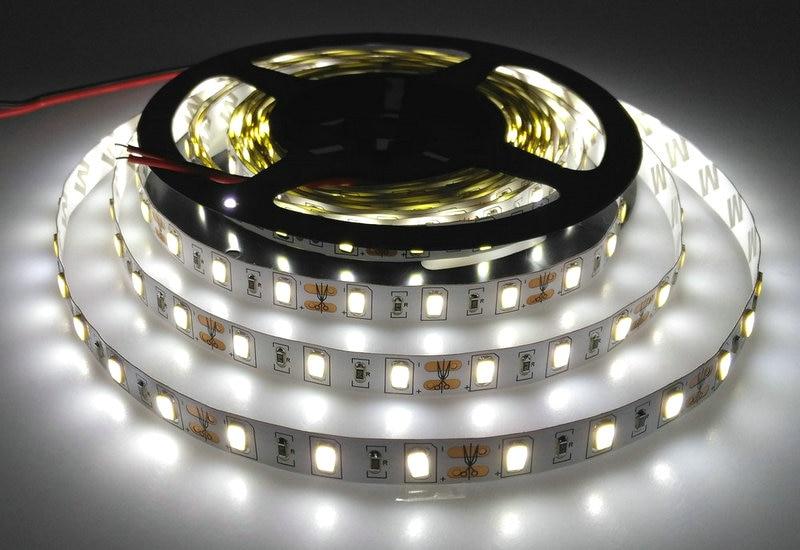 Super Bright 5730 LED Strip IP65 Suya davamlı 5M / 300LED DC12V - LED işıqlandırma - Fotoqrafiya 6