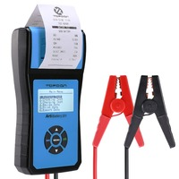 TOPDON Arti батарея 201 диагностический инструмент 30 в автомобильный аккумулятор тестовый er термопринтер сверхмощный аккумулятор для грузовика