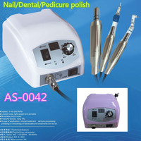 High Quality Nail /Denta l/ Pedicure polish polish micro motor Dental clinical Brushless non carbon micromotor E type motor