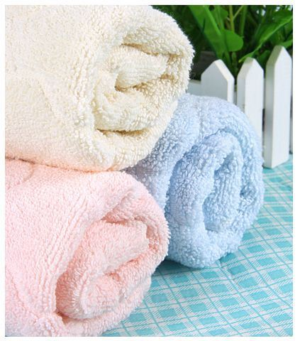 [towel] Free shipping 5pes/lot JJ165 Hight-Quality Vosges towel plus size thickening long loop pile 100% cotton towel gift