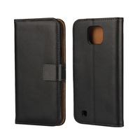 For LG X Cam Case Cover Fashion Luxury Filp Genuine Leather Wallet Stand Phone Case Cover