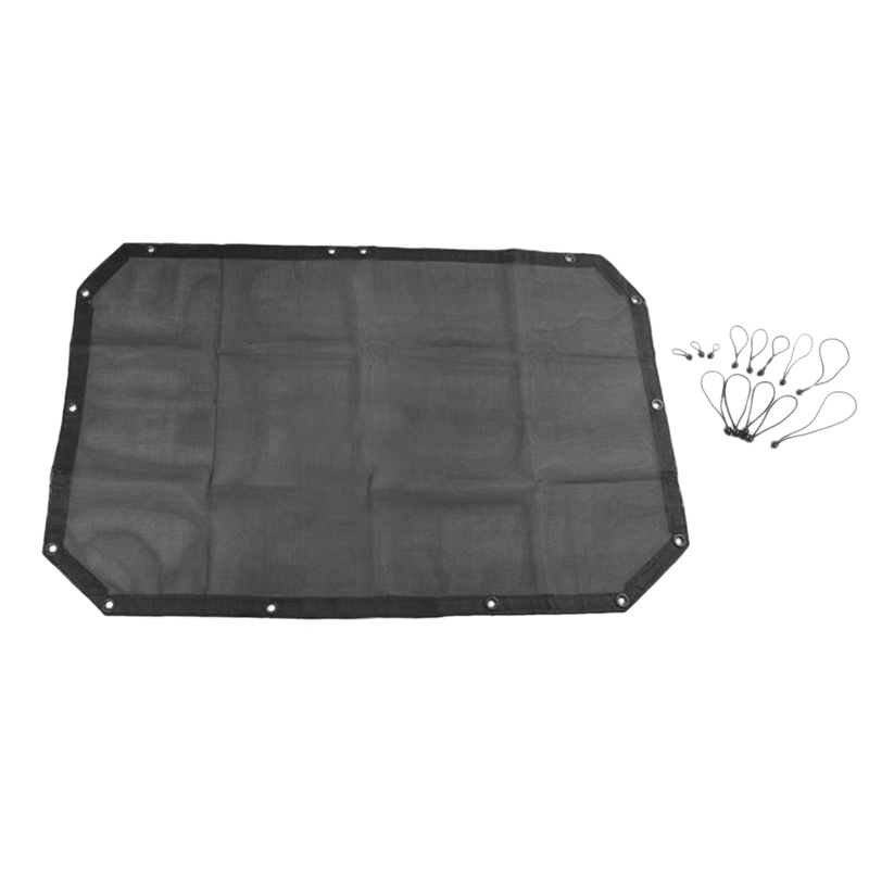 Jeep Wrangler2 Door Version For Wrangler Roof Insulation Mesh Shade Net Parts Provide Uv Protection Cover