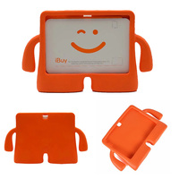 3D Soft For Samsung Galaxy Tab 2 10 1 P5100 P5110 Case Kids Silicon Shockproof Funda