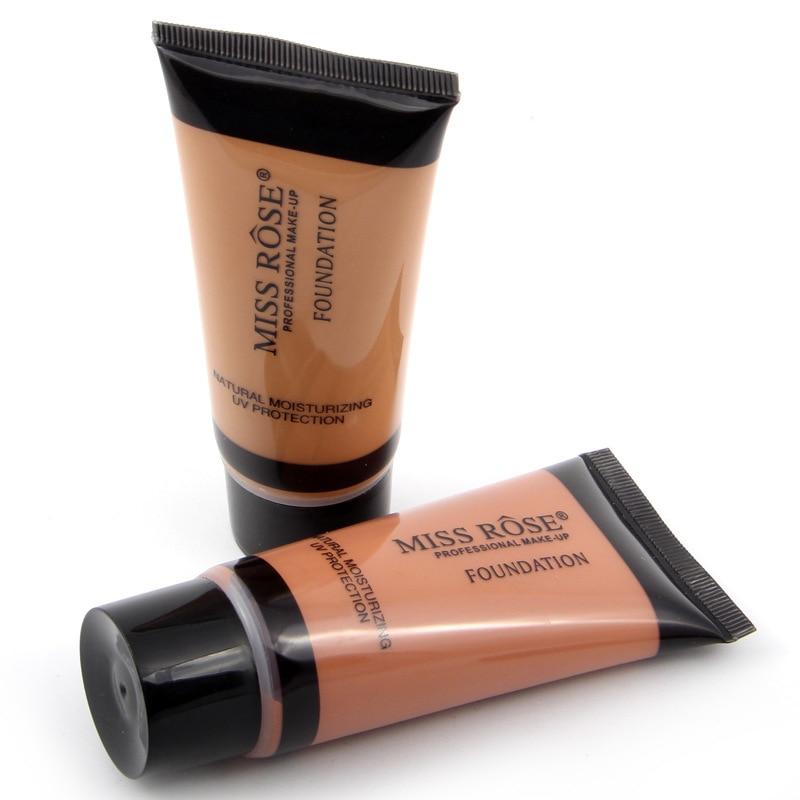 12PCS/LOT Miss Rose Brand Bronzer Makeup Base Foundation Silicone Puff Liquid Foundation Cream Concealer puff liquid foundation 216