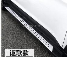 ПОДХОДИТ ДЛЯ 2014-2017 Для Hyundai ix25 (creta) подножка подножка бар, «новые» модель, качество OEM, Алюминиевый сплав