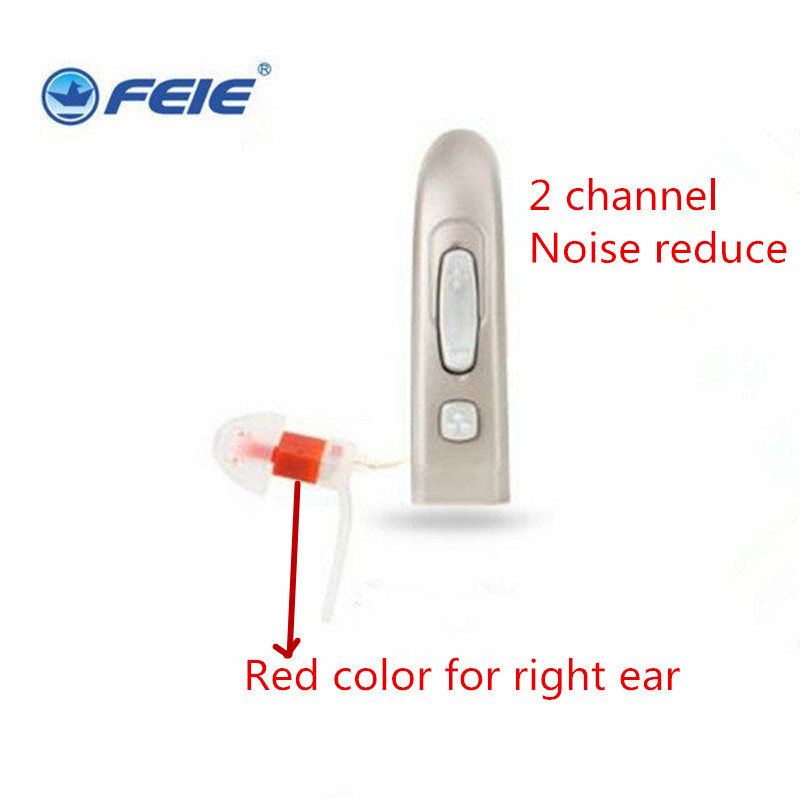 USB Hearing Aid Rechargeable Microphone Enhancement Deaf Sound Amplifier MY-33 ITC Hearing Aids with 2 channels usb rechargeable hearing aid earphone deaf aids my 33 microphone amplifier volume adjustable for elderly