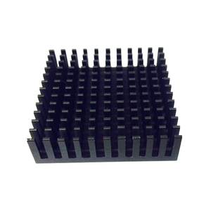 Image 2 - 2 chiếc 40*40*11mm Chuyên Nghiệp Để Bàn Tản Nhiệt Tản Nhiệt Nhôm Tản Nhiệt Đẩy Ra Hồ Sơ Tản Nhiệt Điện Tử Nhiệt bồn Rửa YL 0014