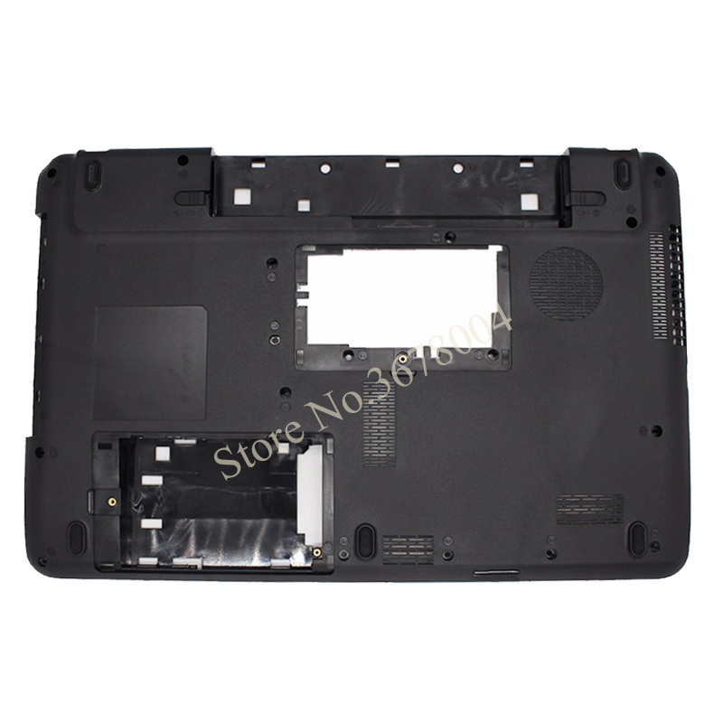 New 15.6 Bottom Base Case Cover Assembly for Toshiba Satellite C650 C655 C655D new for toshiba satellite c650 c655 c655d palmrest cover no touchpad laptop bottom base case cover