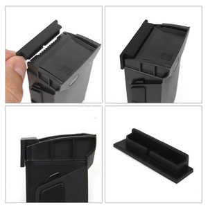 Image 2 - SUNNYLIFE 4PCS Silicone Drone Body Battery Terminal Charging Port Protector Cover Cap Plug For DJI MAVIC Air Accessories