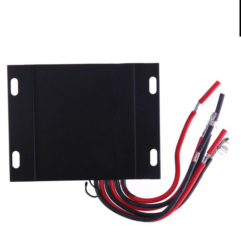 Waterproof IP68 LED 10A/20A PWM Solar Panel Charge Regulator Controller 12-24V Auto Switch Timer with Auto,Manua,Debug Mode 18
