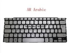 Laptop AR TR PO BE HU SW SD NE GR LA SP klawiatura do DELL dla XPS 14Z L412Z 15Z L511Z podświetlany arabski 0KNT43 turecki francuski