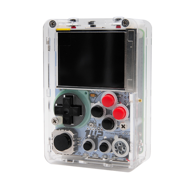 Mini arcade game 2.2 inch HD LCD Screen Handheld game player Raspberry Pi 3 (plus) Video Game console Built-in over 10000 games