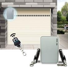 Controlador de puerta de garaje inalámbrico, Tubular de controlador de Motor persiana enrollable, transmisor receptor RF de 433Mhz, novedad puerta garaje