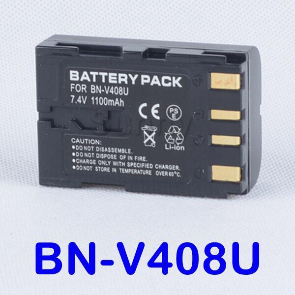 Lithium Ion Rechargeable Battery for JVC BN V408 BN V408U BN V408US BN V428 BN V428U