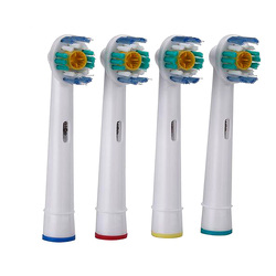 New 4pcs set oral hygiene eb 18a rotary b electric toothbrush heads replacement for braun oral.jpg 250x250