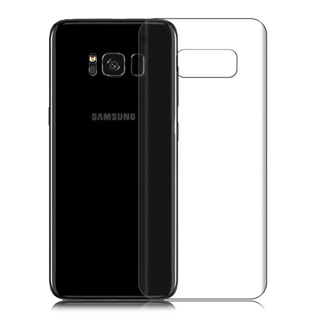 3D Curved Full Cover Back Screen Protector Tempered Glass Protective Rear Cover Film Case For Samsung Galaxy S9 S8 Plus Note 9