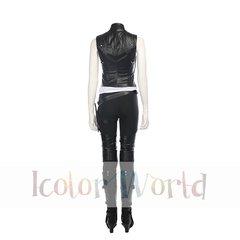 Guardians of the Galaxy Vol. 2 Gamora Cosplay Costume16