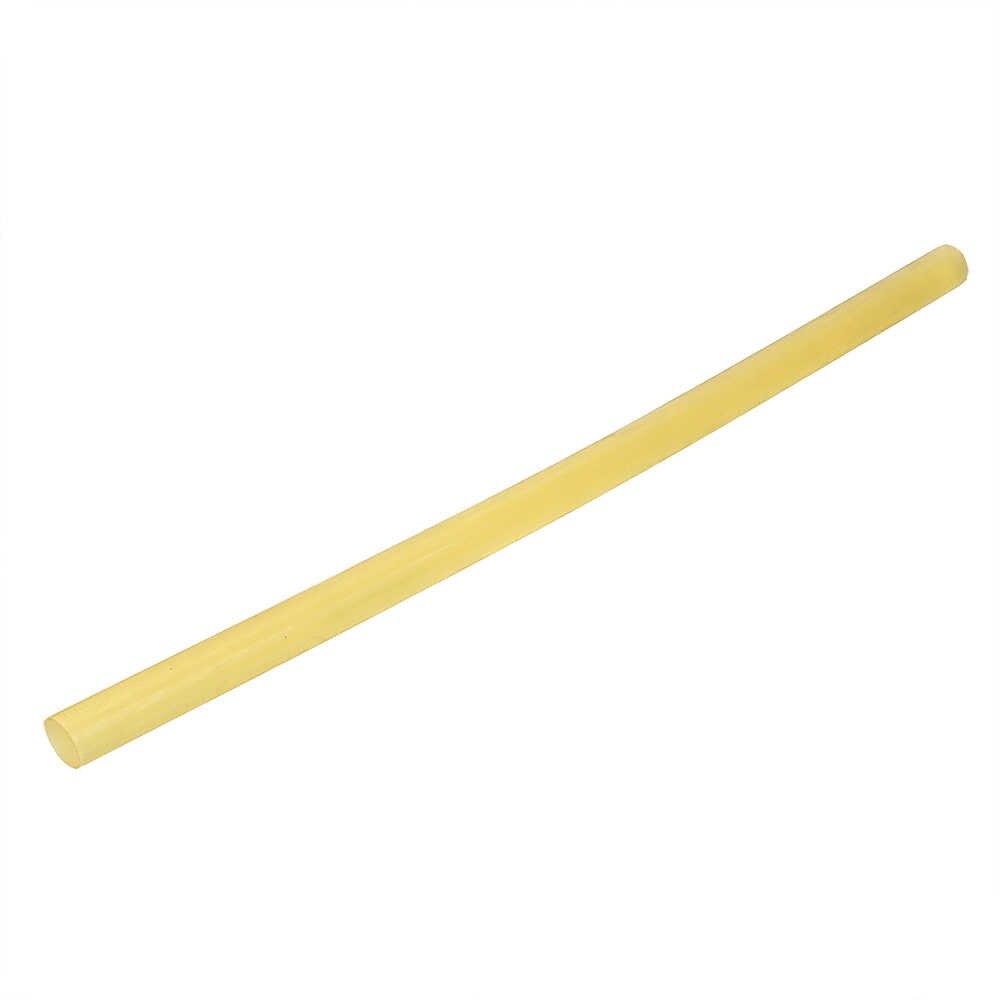DIYWORK professionnel Super PDR outil de réparation de Dent pour la colle tirant sans peinture 1 pièce jaune bâton de colle thermofusible