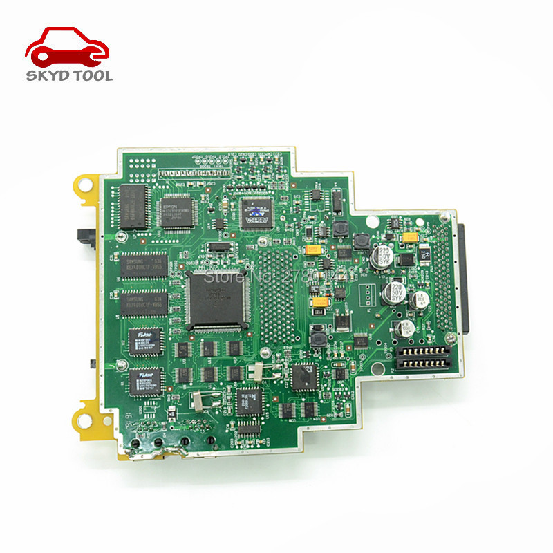 Good quality for G M tech2 scanner,Tech 2 mother board for G M tech2 main board Free Shipping