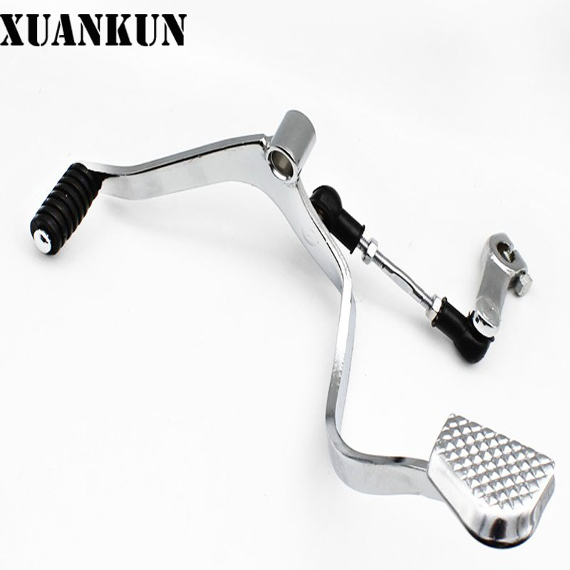 XUANKUN Lever-Gear Motorcycle-Parts GS125 And Rear Front Gsx125-Shift-Lever