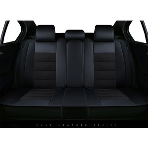 Image 5 - New Luxury leather Universal car seat cover for KIA K2K3K5 Kia rio ceed Cerato Sportage Optima Maxima carnival car cushions car