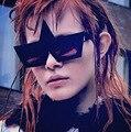Хип-Хоп Прохладный Punk Солнцезащитные Очки Женщины Мужчины Марка Дизайнер Партия Игры Солнцезащитные Очки Для Женщин Мужские Готический Стимпанк Очки Sunglass