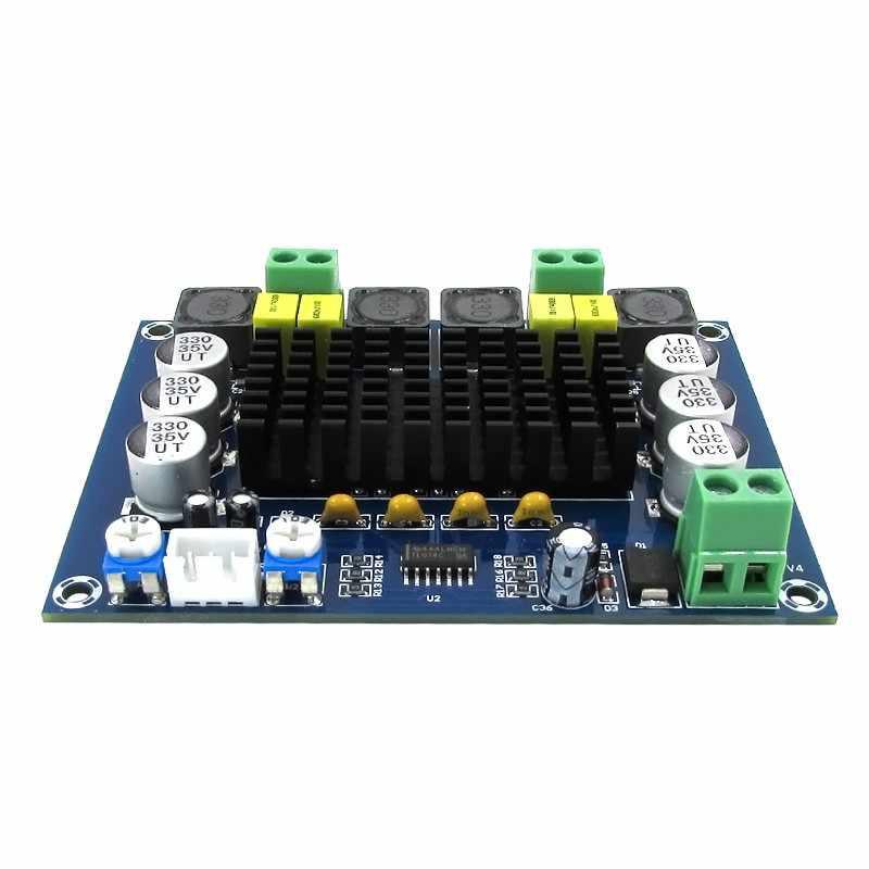 Новый TPA3116D2 двухканальный стерео высокой мощности цифровой аудио усилитель мощности доска 2*120 Вт