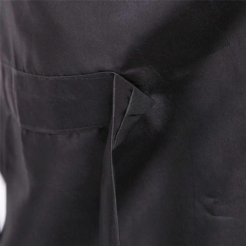 أدوات قص الشعر كيب مقاوم للماء كيمونو القماش صالون المنزل استخدام الحلاق ثوب كيب تصفيف الشعر التفاف