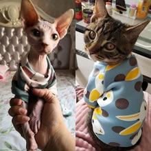 Костюм для кошек с принтом кролика, мягкая толстовка Kedi Katten, весенне-летняя одежда для кошек, костюм mascotas ropa para gato