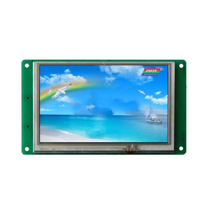 DMT48270M050_02W DMT48270M050_02WT DMT48270M050_02WN 5 inch Mini DGUS Divina serial screen LCD module|Tablet LCDs & Panels| |  - title=